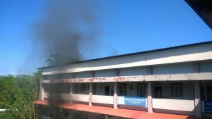 collectorate fire